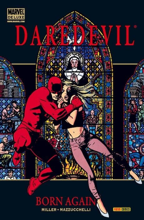 Born Again Daredevil temporada 3
