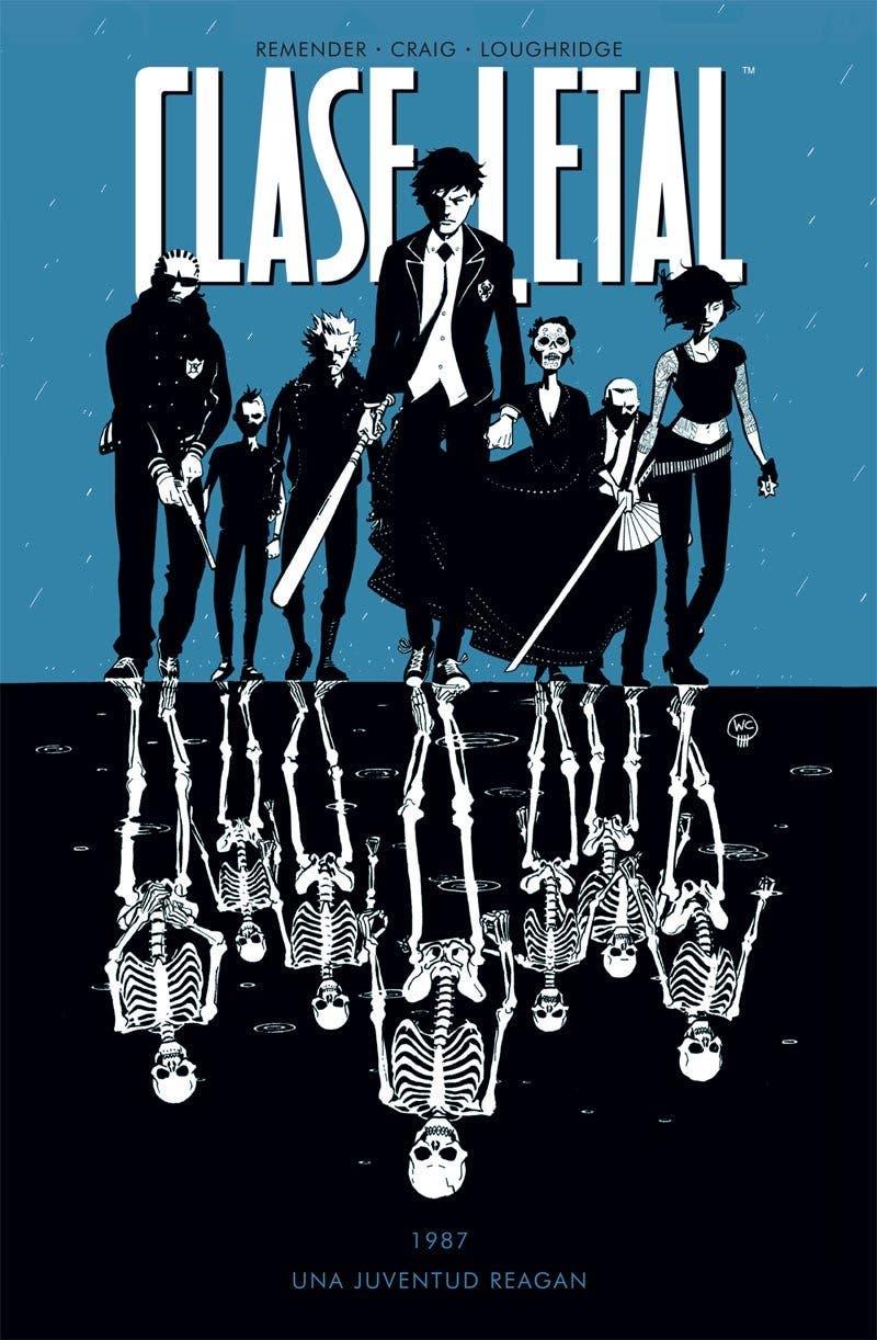 Clase Letal (Rick Remender) | Black Friday
