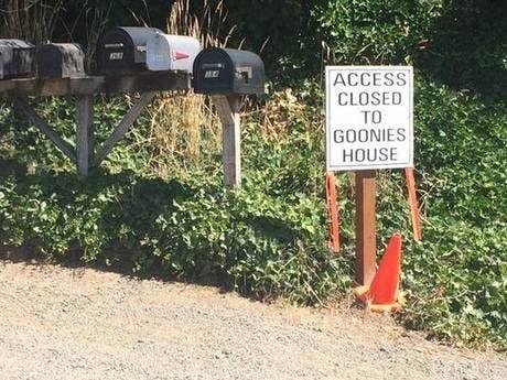 Goonies (casa cerrada)
