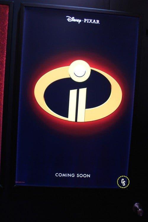 Los Increíbles 2 (poster - Pixar - D23)