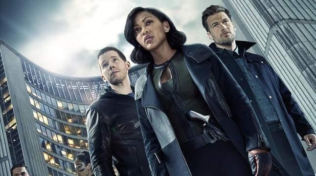 Minority Report serie de televisión