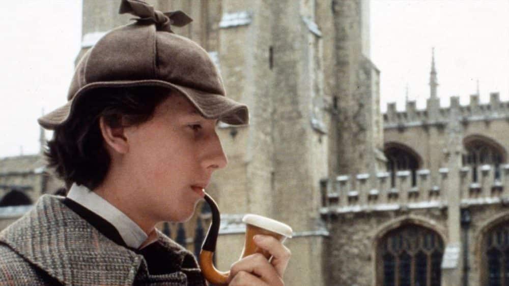 Nicolas Rowe Sherlock Holmes
