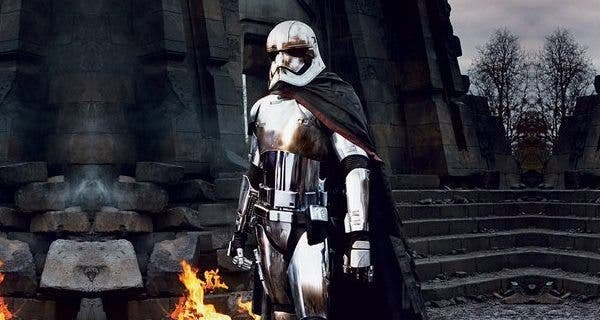 Capitana Phasma en Star Wars