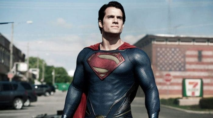Henry Cavill Superman, El hombre de acero