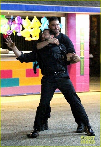 Jon Bernthal como The Punisher en Marvel's Daredevil