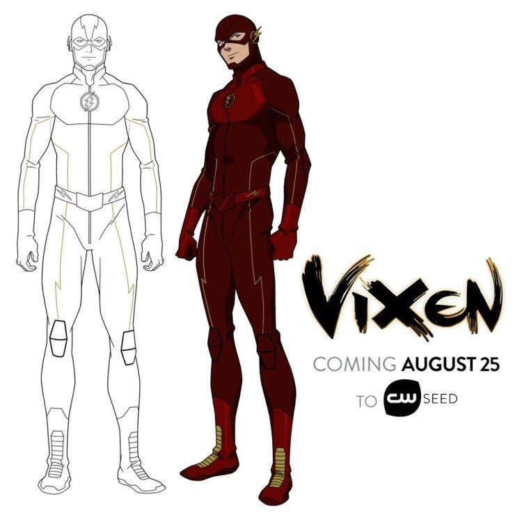 The Flash (Vixen)