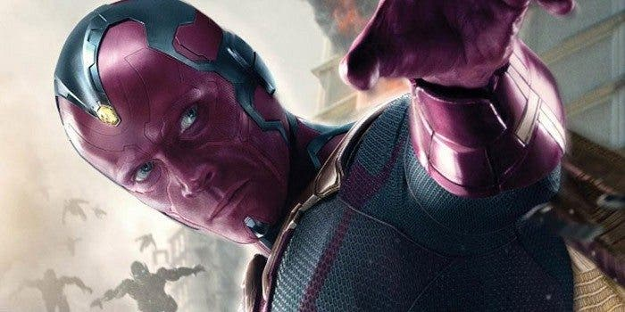 Visión (Vengadores: Infinity War)