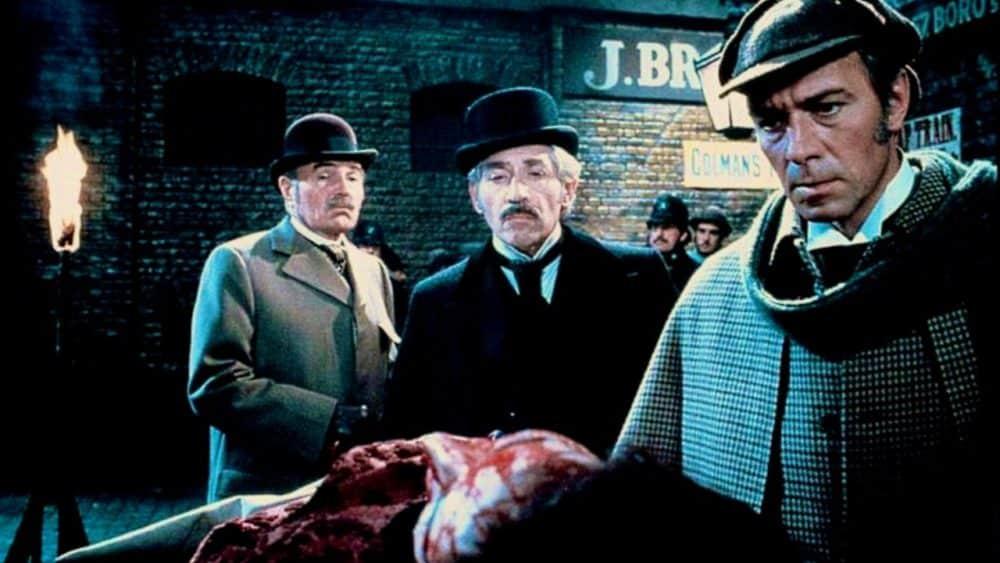 Christopher Plummer Sherlock Holmes