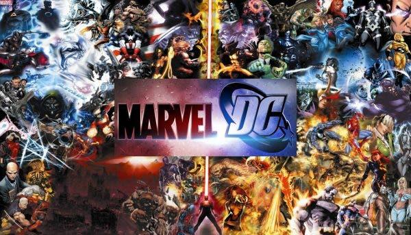 La fusión entre DC Comics y Marvel en la gran pantalla podría ocurrir si Disney acaba haciéndose con Warner