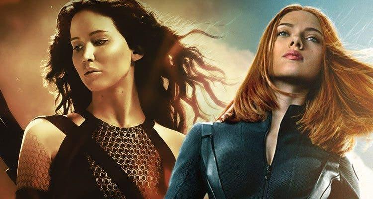 Jennifer Lawrence y scarlett johansson actrices mejor pagadas actrices mejor pagadas