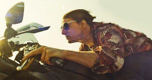 Primeras imágenes oficiales de 'Misión Imposible 6' con Tom Cruise