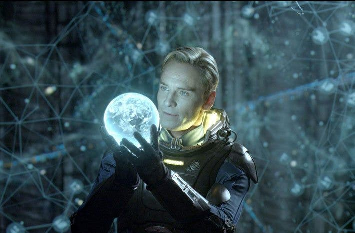 Alien Prometheus 2