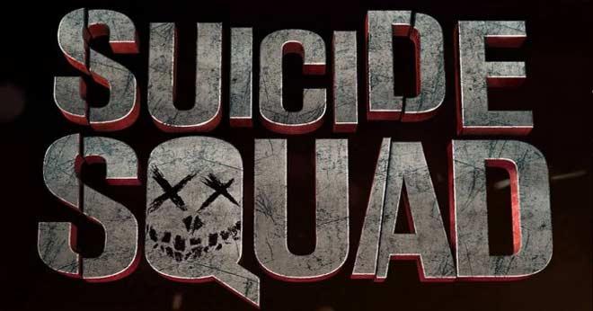 suicide squad logo James Gunn