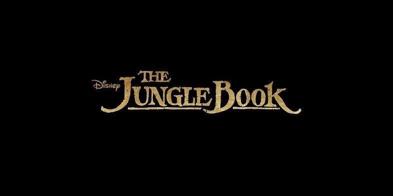 Logo de El libro de la selva