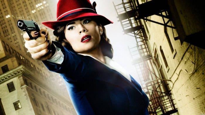 Agente Carter en Vengadores: Infinity War (2018)