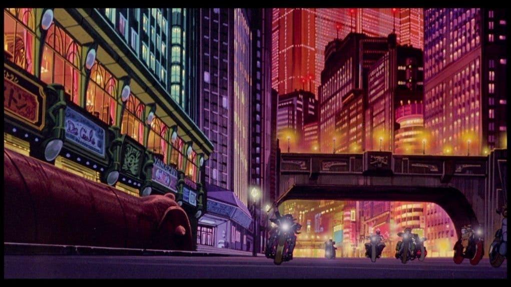 Akira city