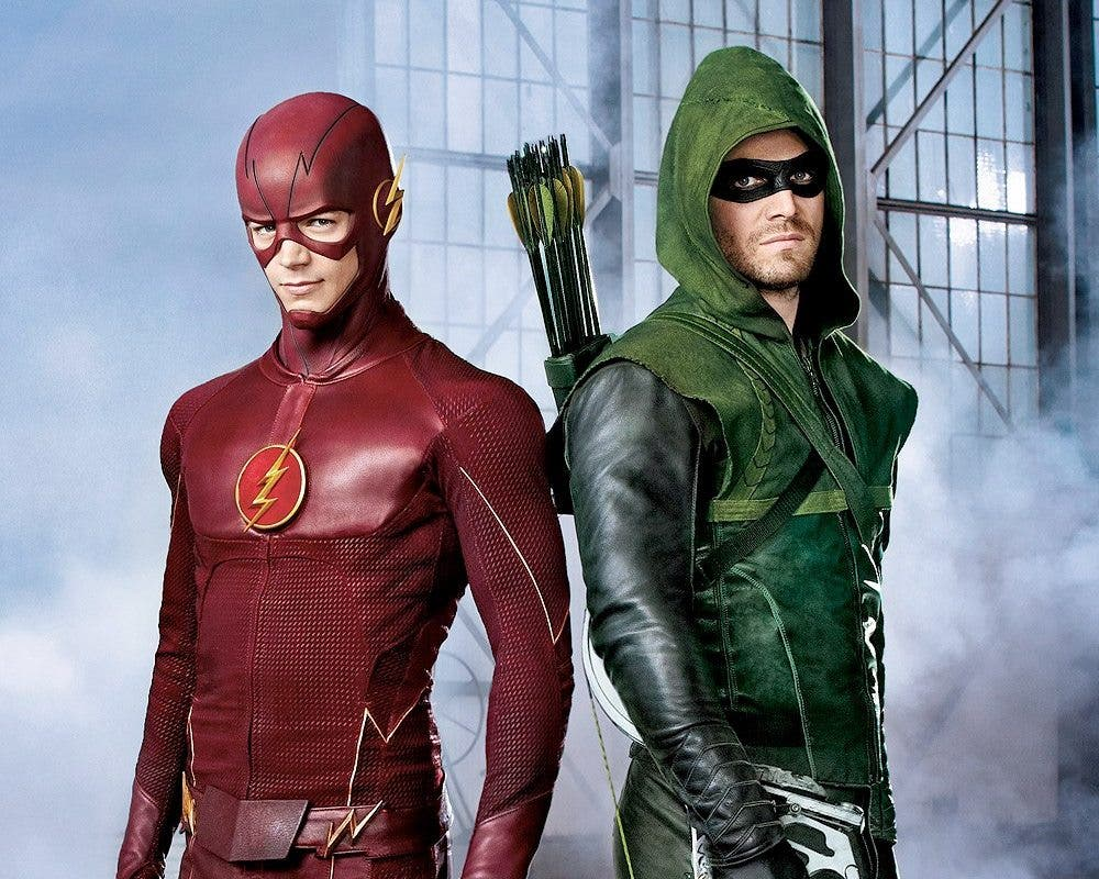 Arrow y The Flash