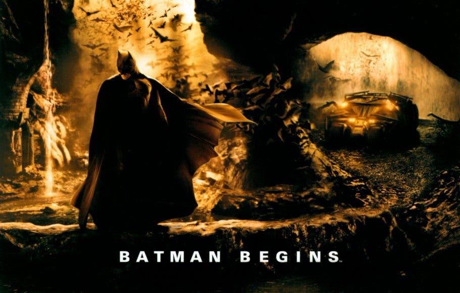 Batman Begins (Batman Day 5)