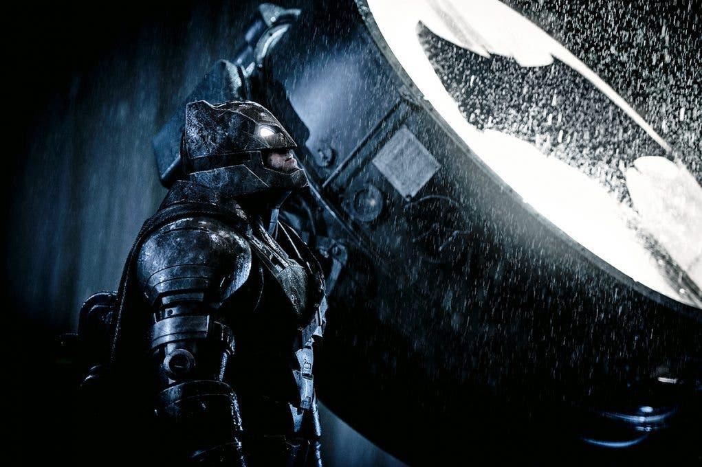 Batman v Superman: El amanecer de la justicia - Ben Affleck