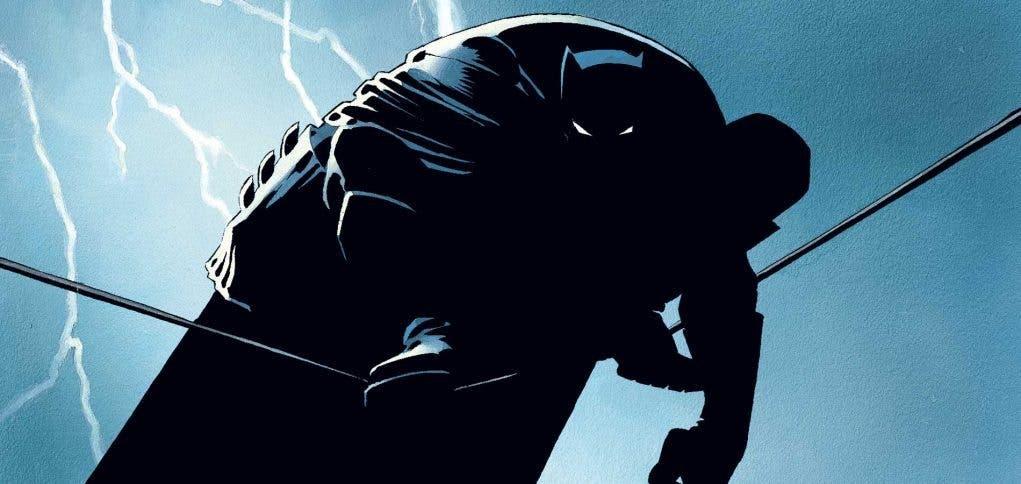 El regreso del caballero oscuro. Dark Knight