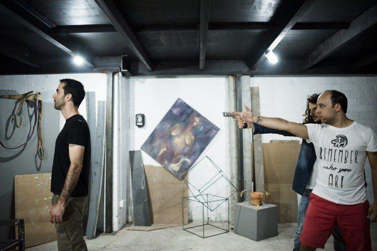 Fotograma de Transgression de Iñaki Mayor, Eneko Arcas y Christian Arza