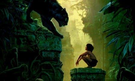 Teaser póster de 'El libro de la selva'