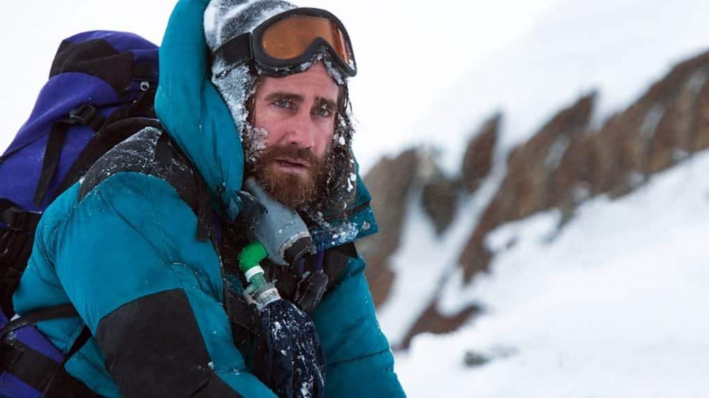 Jake Gyllenhaal Everest