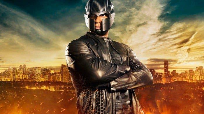 John Diggle (uniforme - Magneto)