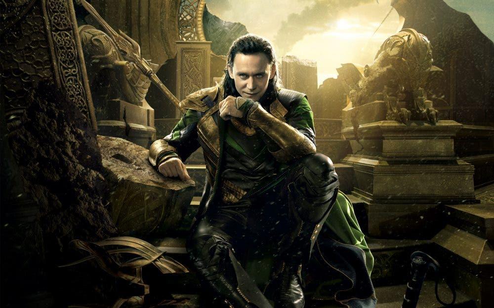 Loki (Tom Hiddleston) para Marvel Studios