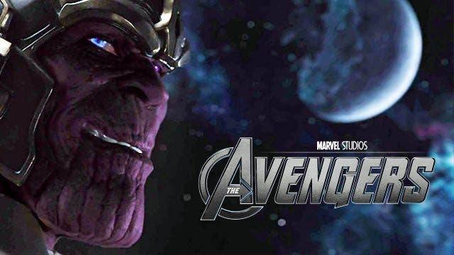 Thanos en 'Vengadores: La Guerra del Infinito'