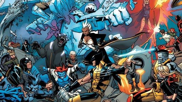 Marvel x-men