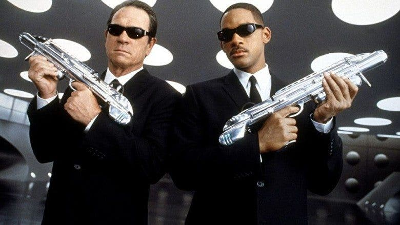 Men in Black MIB