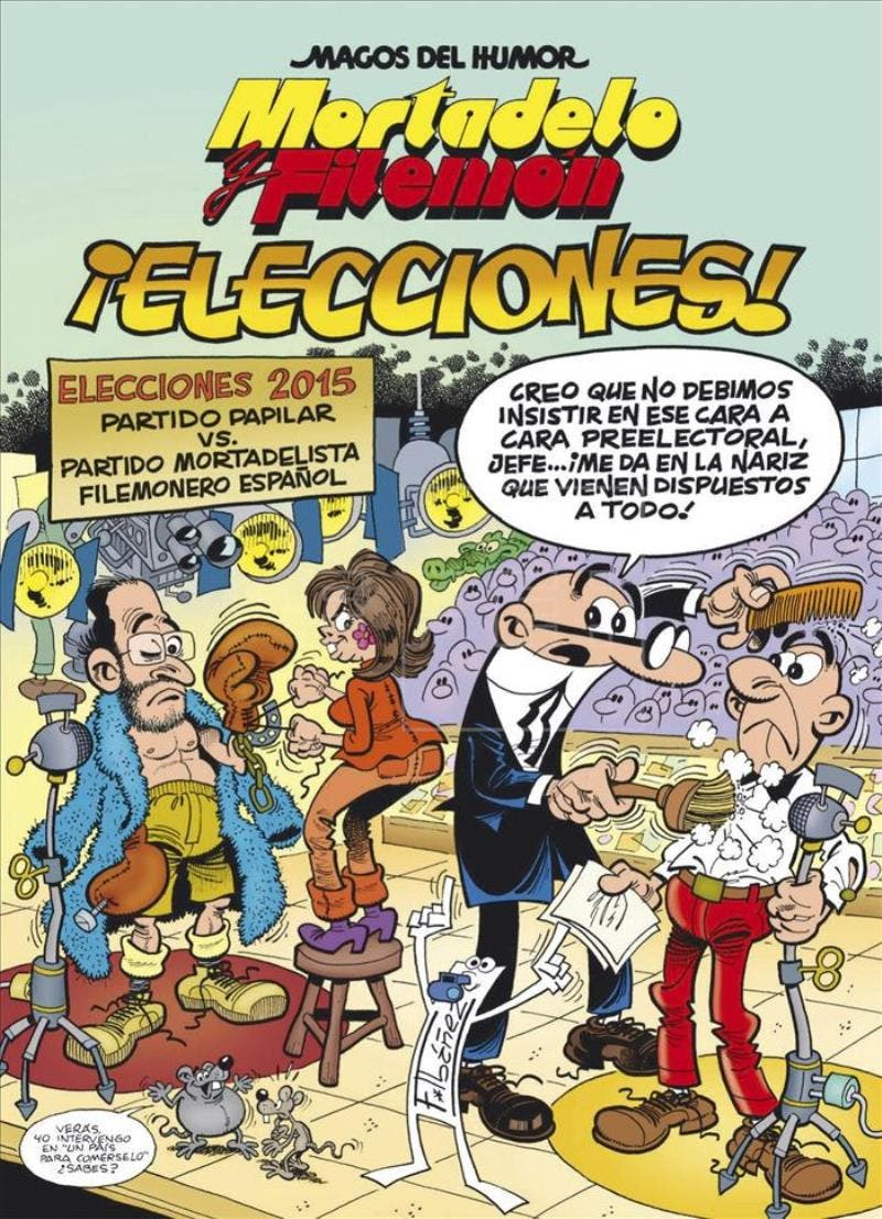 Mortadelo_y_Filemón (portada Elecciones)
