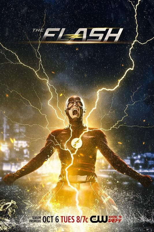 POSTER_The Flash (season 2)