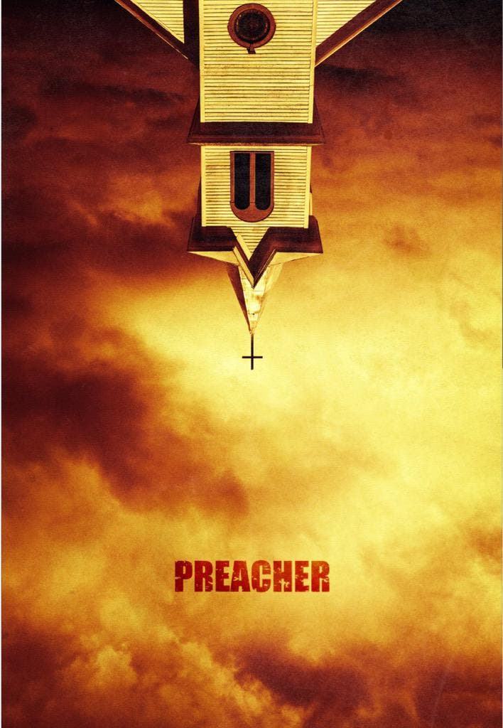 Preacher (póster)