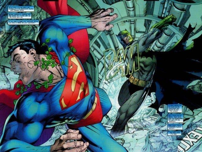 Batman Silencio: Batman v Superman