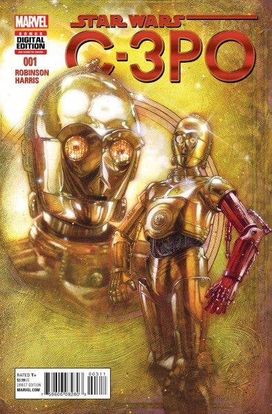 StarWars C3PO