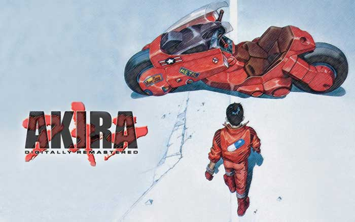 Akira Christopher Nolan