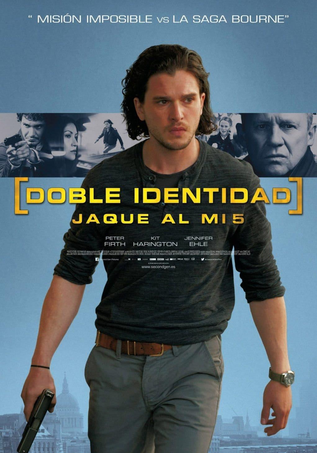 cartel Doble Identidad Jaque al MI