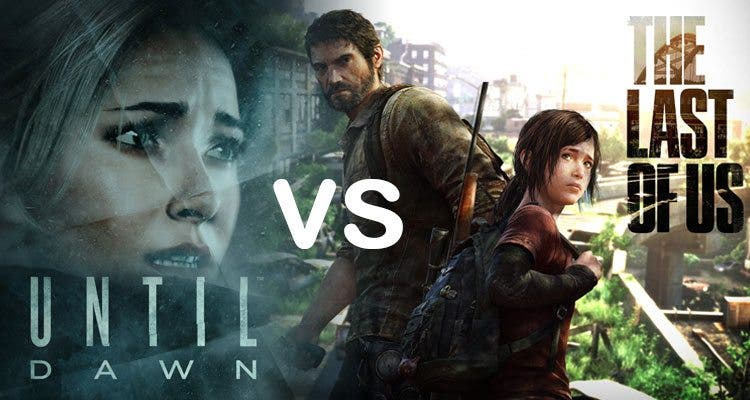The last of US vs Until Dawn