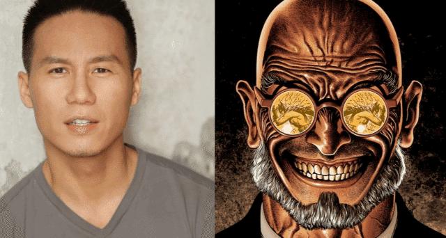BD Wong será Hugo Strange en Gotham