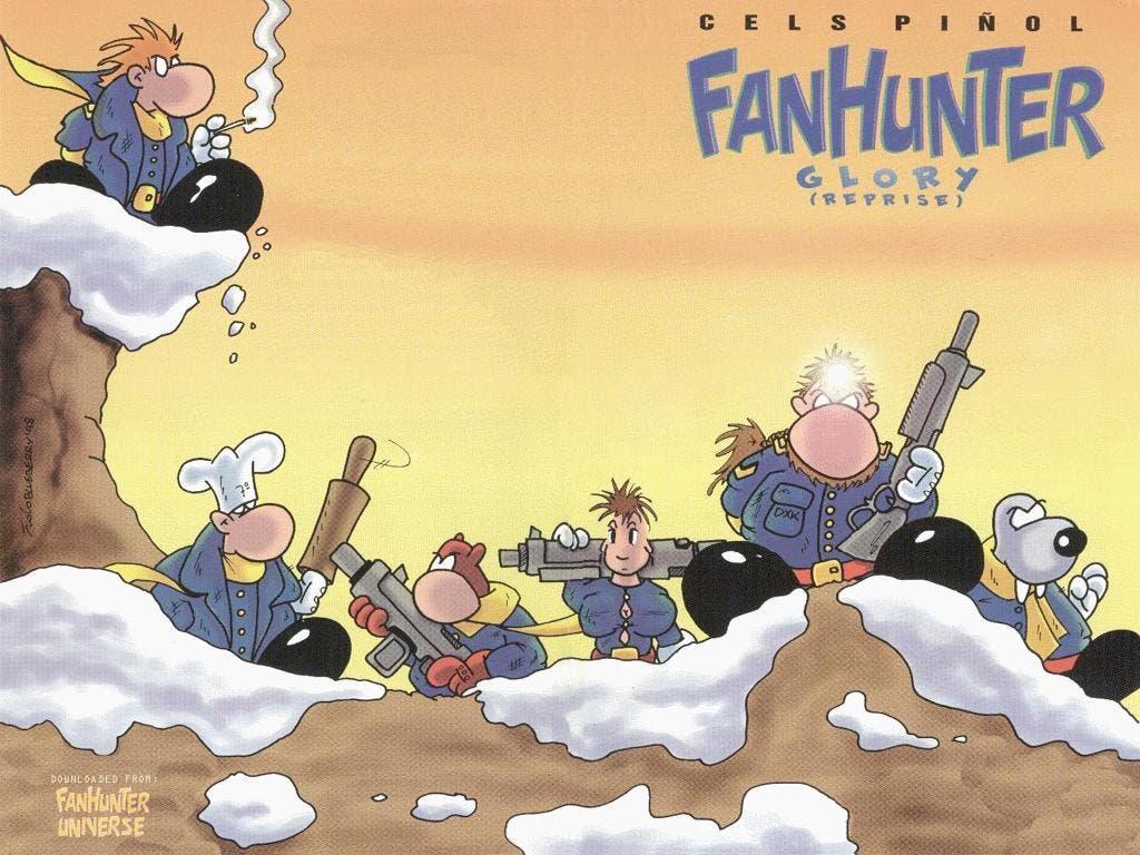 Fanhunter Essential