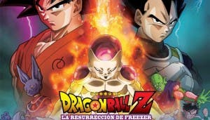 Dragon Ball Z La resurreccion de Freezer