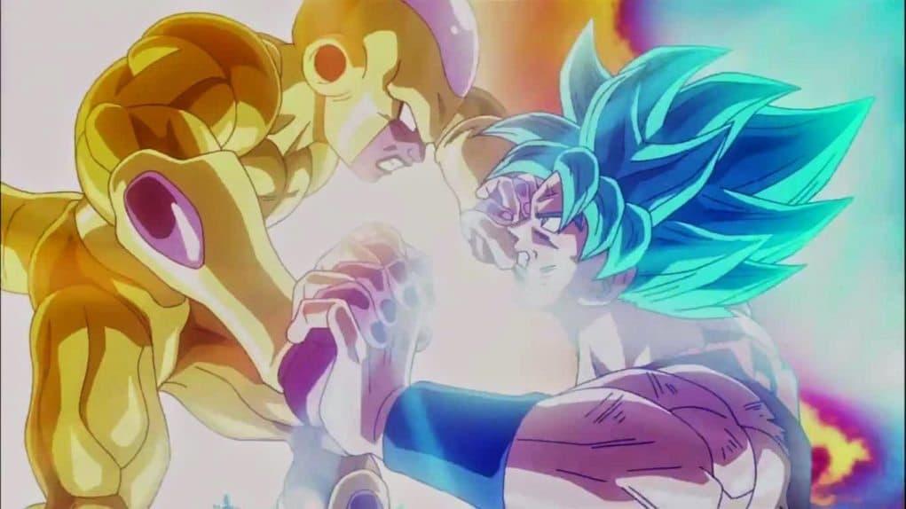 Crítica de Dragon Ball Z: La Resurrección de Freezer - Críticas de cine