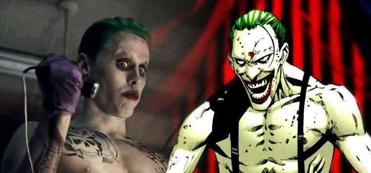 Jared Leto Joker Grant Morrison