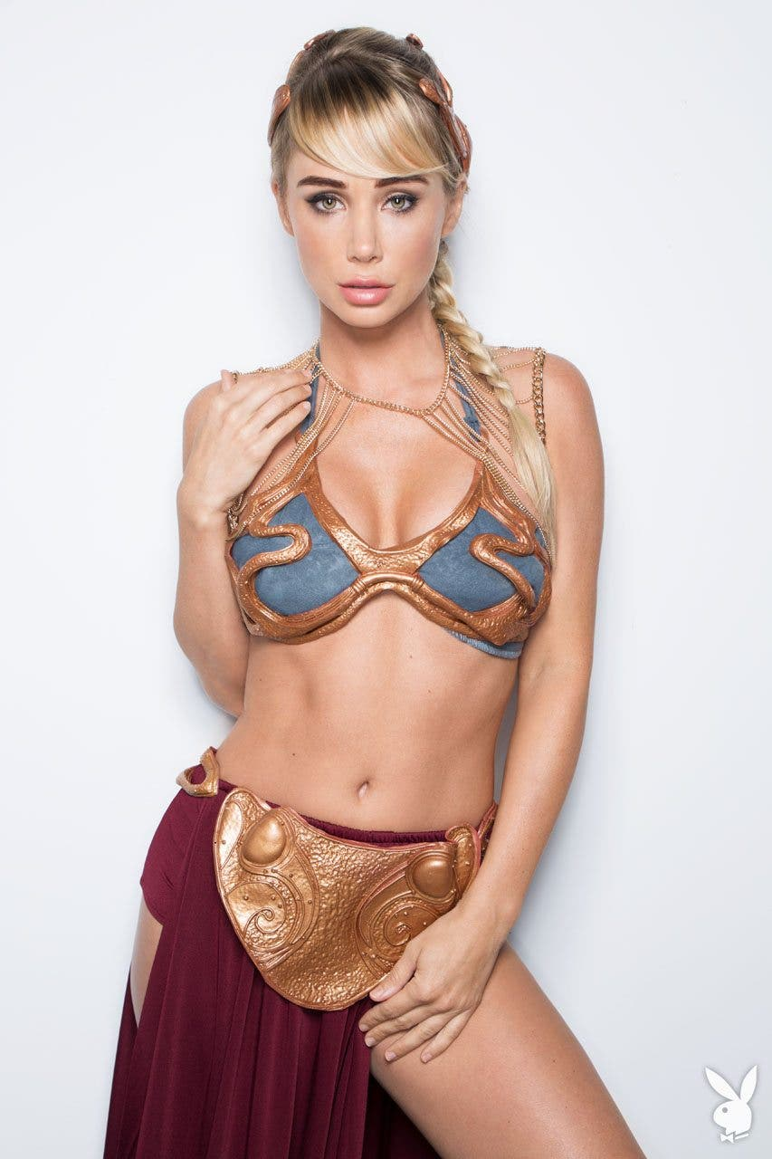 Sara Jean Underwood STAR WARS