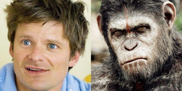 Steve Zahn nuevo fichaje de War for the planet of the apes