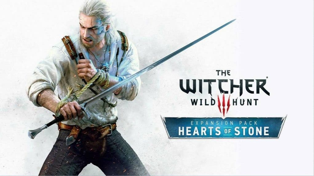 The Witcher 3 Wild Hunt - Hearts of Stone
