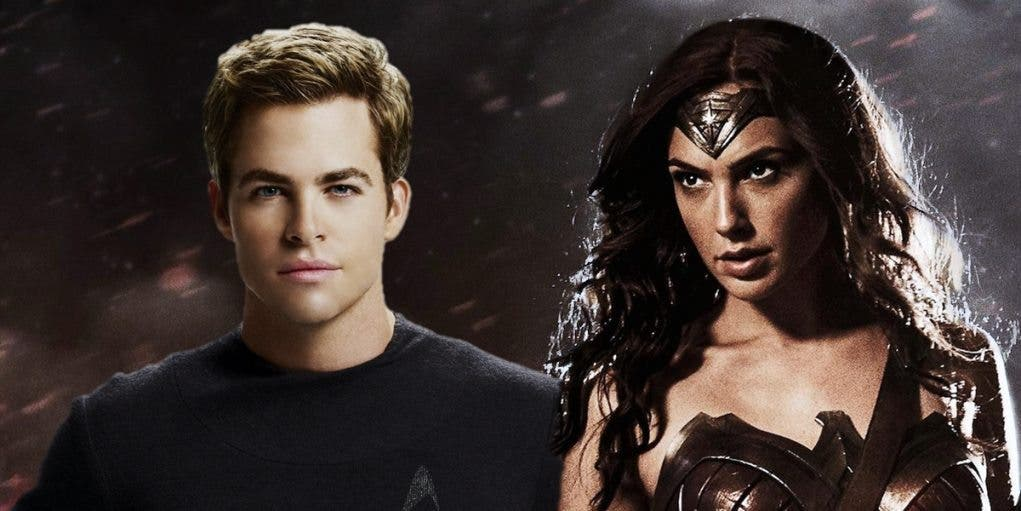 Wonder Woman (Chris Pine - confirmación)