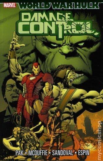 World War Hulk Aftersmash Damage Control